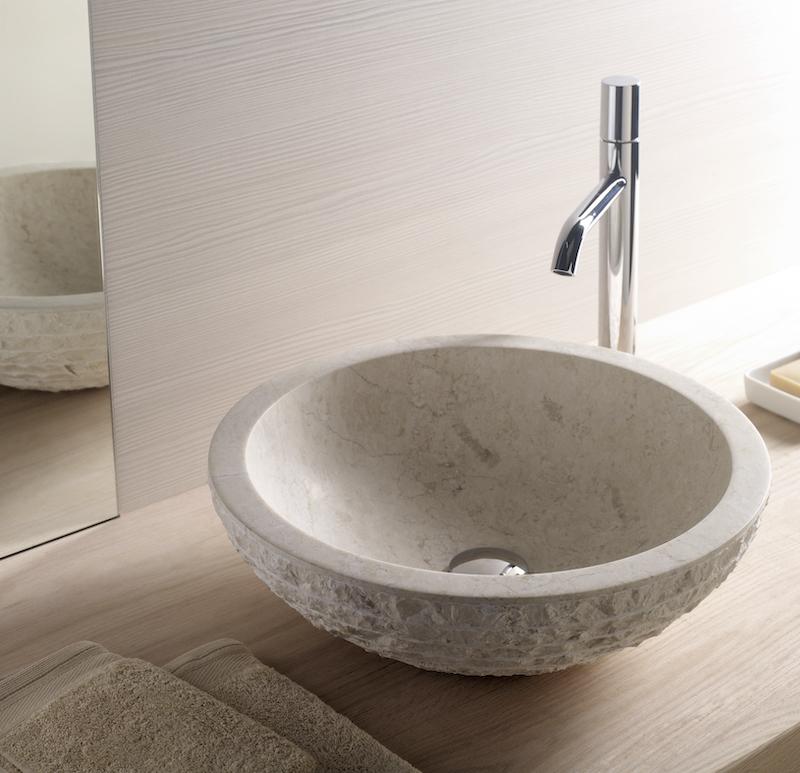 Wash Basin Stone Puket Biege